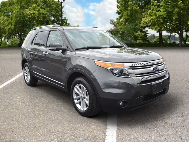 2015 Ford Explorer For Sale >> Pre Owned 2015 Ford Explorer Xlt Awd