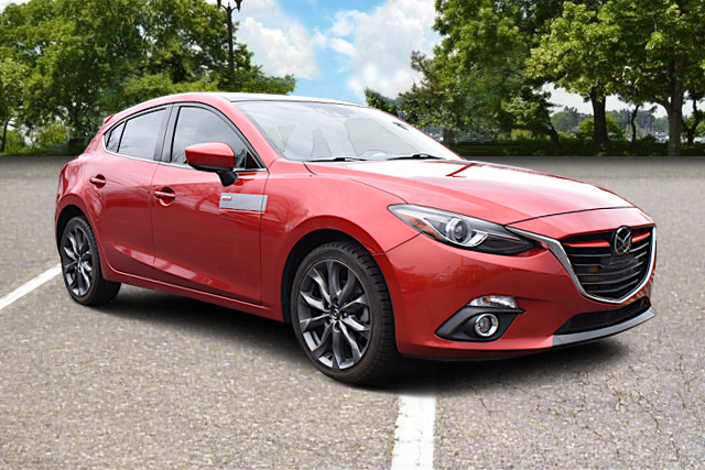 Certified Pre Owned 2014 Mazda Mazda3 S Grand Touring 4d Hatchback