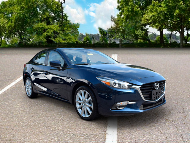 Certified Pre Owned 2017 Mazda3 Grand Touring
