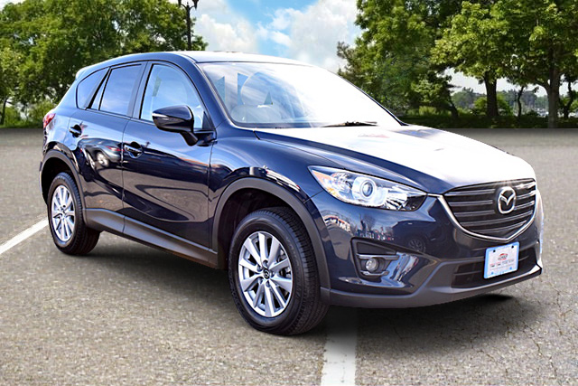 Certified Pre-Owned 2016 Mazda CX-5 Touring Touring