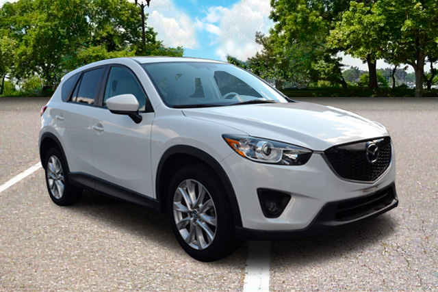 Pre Owned 2013 Mazda CX 5 Grand Touring Grand Touring