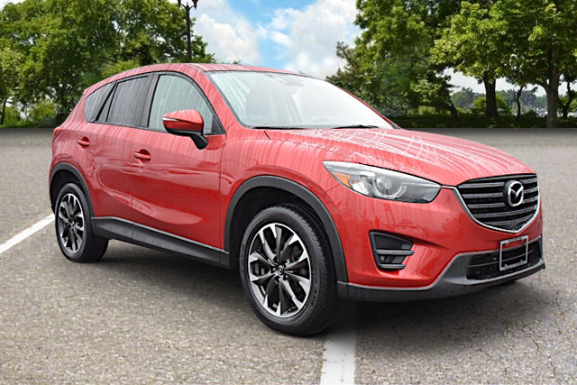 Certified Pre-Owned 2016 Mazda CX-5 Grand Touring Grand Touring