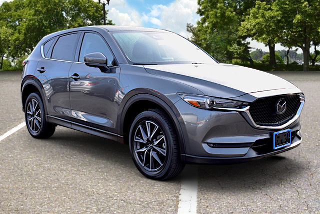 Certified Pre-Owned 2017 Mazda CX-5 Grand Touring Grand Touring