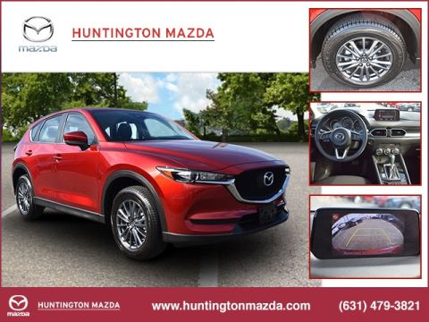 Certified Pre-Owned 2019 Mazda MAZDA CX-5 Sport
