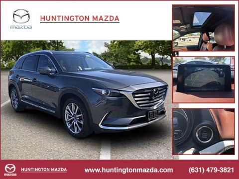 Certified Pre-Owned 2017 Mazda MAZDA CX-9 Signature